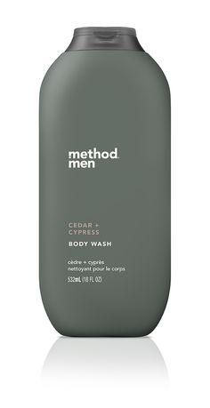The Dieline Awards 2018: Method Men Body Wash — The Dieline | Packaging & Branding Design & Innovation News