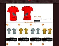 Ecommerce Website developed by http://zaaraatech.com