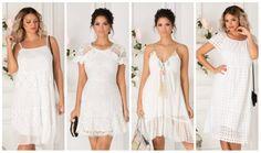 Gogosi cu iaurt - Desert De Casa - Maria Popa 20 Min, Deserts, White Dress, Dresses, Fashion, Recipes, Vestidos, Moda, Fashion Styles