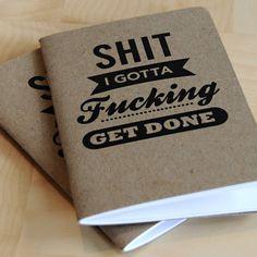 I may need a bigger book