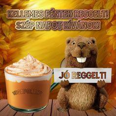 Jó reggelt kívánok! Kellemes pénteki napot! - Megaport Media Share Pictures, Animated Gifs, Teddy Bear, Desserts, Food, Art, Tailgate Desserts, Art Background, Deserts