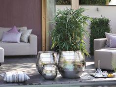 Fink Living Vase / Übertopf Bardo kaufen im borono Online Shop