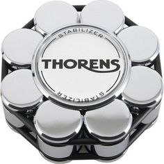 Thorens Stabilizer Phonograph, Betta, Turntable, Stability, Consumer Electronics, Chrome, Audio, Goodies, Tables