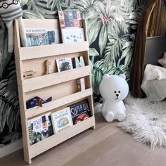 Baby Bedroom, Kids Bedroom, Bedroom Decor, Bookshelves, Bookcase, Kids Gadgets, Kids Decor, Home Decor, Kidsroom