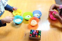 Receta para pintura casera | Blog de BabyCenter