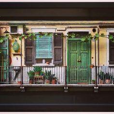 Urban architectural models - Casa di ringhiera Milano ♡ ♡ By Art in box
