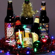 The ultimate holiday beer six pack