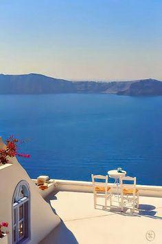 Santonrini Greece