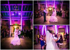 first dance wedding photos | by JessFoto at Tower Hill Botanic Garden