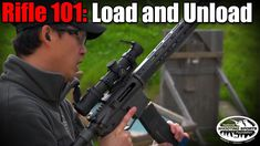 How to Load a Rifle - Rifle 101 with Top Shot Chris Cheng