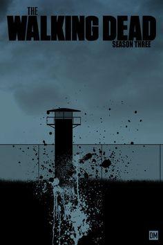 The Walking Dead season three...