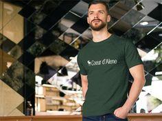 Coeur d'Alene, Idaho Moose t-shirts & hoodies, men's & women's - Get yours now!
