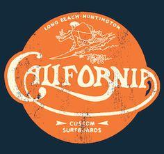 Long Beach- Huntington Beach  California  Custom Surfboards