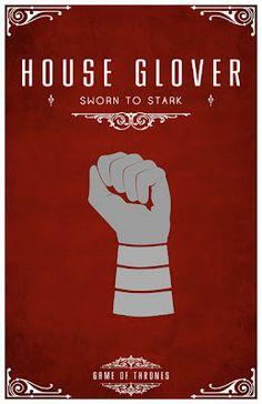 Puño de hierro de la casa Glover