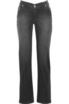 OPENING CEREMONY Dip mid-rise straight-leg jeans. #openingceremony #cloth #jeans