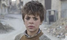 Children of conflict: The innocent victims of the civil war in Syria THESE haunted eyes have witnessed far more horrors than any boy deserves to see. For Aladdin is a child of Aleppo, the ancient city torn apart by Syria's civil war. Aladdin collects used ammunition to sell as metal