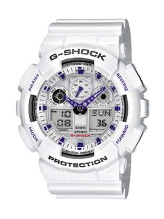 Casio Gents Watch G-Shock Ga-100A-7Aer -- Check this awesome product by going to the link at the image. (This is an affiliate link)