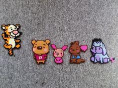 Resultado de imagen para pink panther hama beads