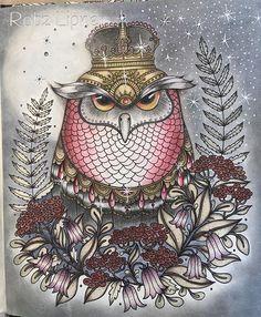 Hanna Karlzon | Robyn Lipner  Davlin Publishing #adultcoloring