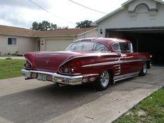 Impala Car | 1958 Chevrolet Impala - Pictures - 1958 Chevrolet Bel Air picture ...