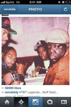 Snoop Biggie Puff Daddy LEGENDARY!