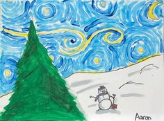 Artsonia Art Museum :: Artwork by Aaron6256
