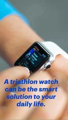 Triathlon Watch, Quality Time, Smart Watch, Watches, Workout, Canning, Smartwatch, Wristwatches, Work Out
