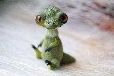 green crocodile by da-bu-di-bu-da on DeviantArt