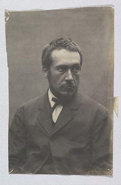 Thomas Eakins (American, 1844–1916). [Self-portrait], ca. 1880. The Metropolitan Museum of Art, New York. Gilman Collection, Museum Purchase, 2005 (2005.100.589)