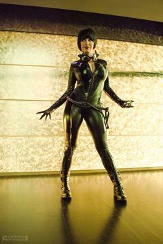 Lisa Lou Who as Catwoman (DC Comics)