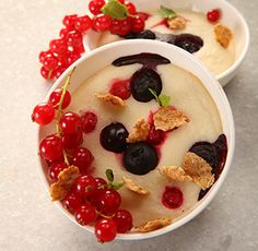 Special K Baked Yogurt with Berries Recipe | My Special K*