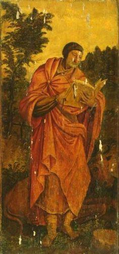 Anoniem, John, ca. 1530. Frans Hals Museum #franshalsmuseum #haarlem #art #orange #john
