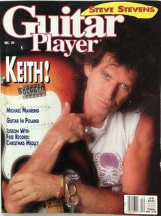 #Guitar Player Keith Richards