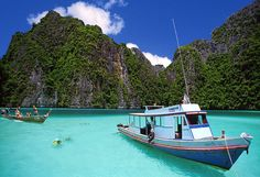 Tailandia Playas alucinantes