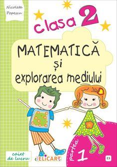 Clasa a II-a : Matematică și explorarea mediului. Clasa a II-a. Partea I - (E3) Homeschooling, Family Guy, Fictional Characters, David, Fantasy Characters, Homeschool, Griffins