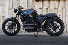 BMW K100 By Greasy Bobber Speed Shop