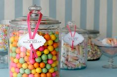 candy Bar at wedding for sure!!!