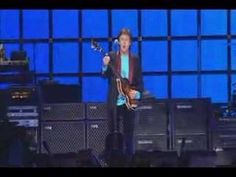 "Paul McCartney.  ""Til There Was You."""