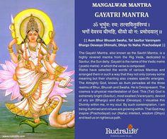 Gayatri Devi, Gayatri Mantra, Vedic Mantras, Hindu Mantras, Hindu Rituals, Sanskrit Mantra, Hindu Culture, Hindu Dharma, Beautiful Prayers