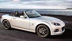 AUTO CARS,  BIKES & VEHICLES: Mazda MX-5 Light Weight Sports
