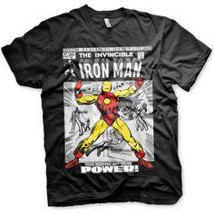 Official Marvel Comics t-shirt