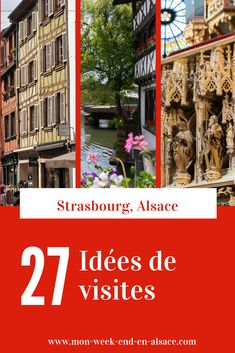 Colmar France, Week End Alsace, Ville France, Europe, How To Plan, City, Loin, Lorraine, Patience