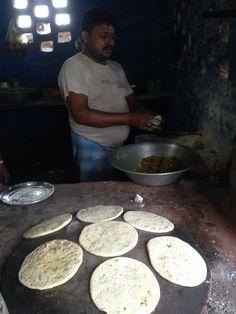 #foodhero of special Parathas in #Merrut