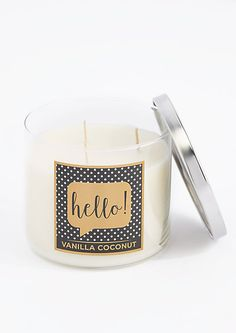 Hello Scented Candle | rue21