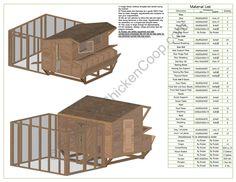 diy chicken coop plans - Google Search