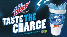 Mountain Dew Voltage Prizes Sweepstakes on http://hunt4freebies.com