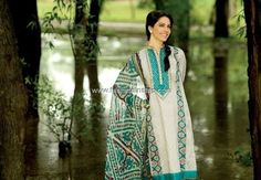 Khaadi Cambric 2013 Dresses for Women and Girls