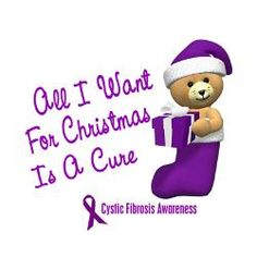 Help find a cure for Cystic Fibrosis, support CF research.Cystic Fibrosis Research,Inc. 2672 bayshore Parkway,Suite 520 Moutain View,CA. 94043 TAX DEDUCTIBLE DONATIONS! HELP FIND A CURE~♥
