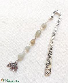 Elefántos könyvjelző (amethysta) - Meska.hu Beaded Bracelets, Personalized Items, Jewelry, Fashion, Moda, Jewlery, Jewerly, Fashion Styles, Pearl Bracelets