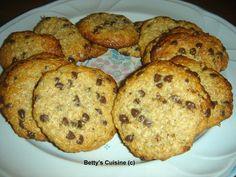Πιο εύκολα, υγιεινά και χορταστικά μπισκότα δεν έχετε ξαναφτιάξει!  Υλικά: 160 γρ ταχίνι 160 γρ βρώμη 160 γρ μέλι 1 ... Sugar Free, Cookie Recipes, Biscuits, Muffin, Sweets, Vegan, Cooking, Breakfast, Cake
